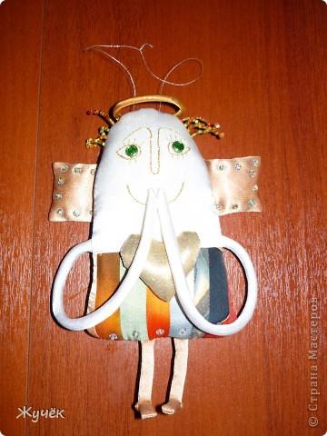 Мышка племяннице на Новый год!! фото 3