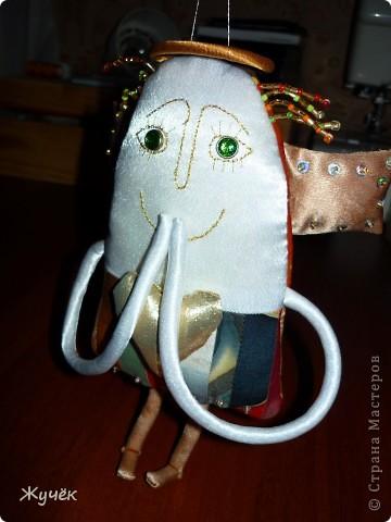 Мышка племяннице на Новый год!! фото 2