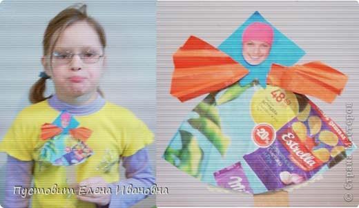 """Сегодняшнее занятие в кружке посвятили масленичной неделе.Как известно,четверг на масленицу-разгуляй.Вот мы и """"разгулялись"""" :))) Огромная благодарность Жанночке за идею : http://stranamasterov.ru/node/157100  !!! Решили воспользоваться прекрасной идеей-сделать куклу-масленицу из бумаги. фото 9"""