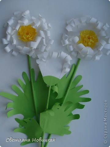 Вот такие объемные цветы придумала и смастерила из детских ладошек. Делаются очень быстро, а эффект потрясающий при минимальной затрате материалов. Правда, с детьми так и не успели попробовать, хотели к 8 марта сделать в подарок мамам.   фото 17