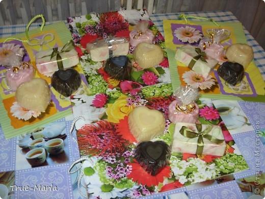 вот такой подарок решила приготовить на 8 марта маме и бабушкам!!! фото 1