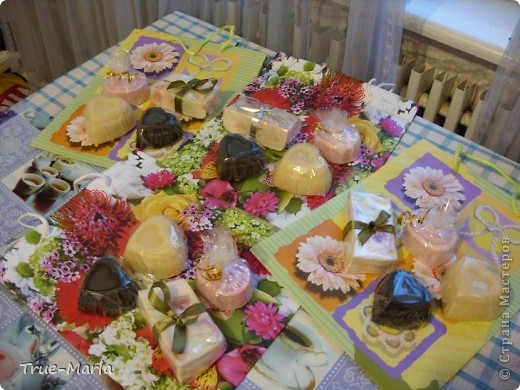 вот такой подарок решила приготовить на 8 марта маме и бабушкам!!! фото 9