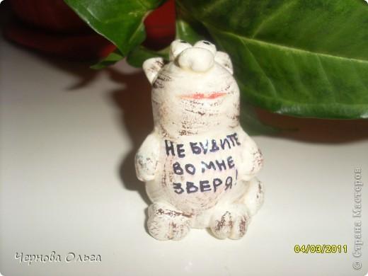 Из остатков теста маленькие сувенирчики) фото 4