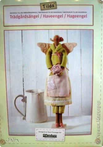 Сегодня готова показать вам свою очередную крупную работу. Шила на заказ тильду-домохозяйку. Материалы и внешний вид - по пожеланию заказчика. Хозяюшку зовут Любаша, как ее счастливую обладательницу ) фото 19
