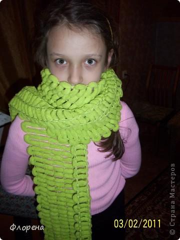 шарф фото 1