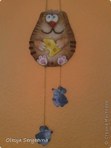"""""""Хитрюга-кот"""")))) фото 1"""