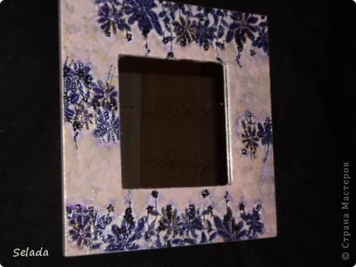 """Задумала создать подарочную серию зеркал (благо, праздник """"на носу""""). Хотелось, чтобы подарки не повторялись, и чтобы каждое зеркало нашло свою хозяйку по стилю, по характеру. фото 4"""