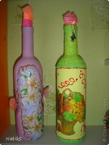 Снова бутылочки!!! фото 1