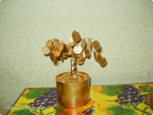 А вот и мои первые денежные деревья )))) фото 2