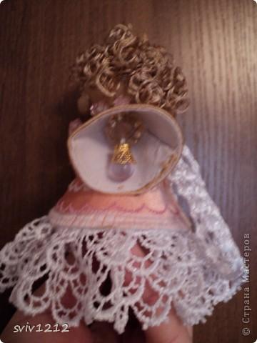 Куколка ангелочек фото 2