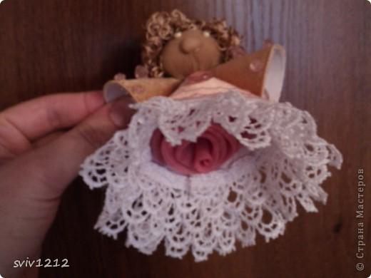 Куколка ангелочек фото 3