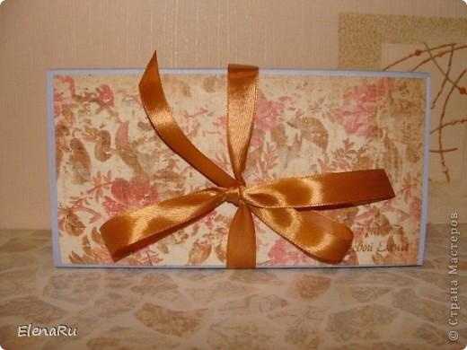 Шоколадные коробочки фото 3