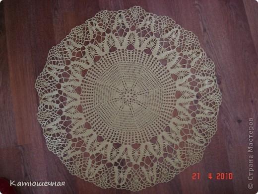 Скатерть (диаметр 1,5 м) фото 2