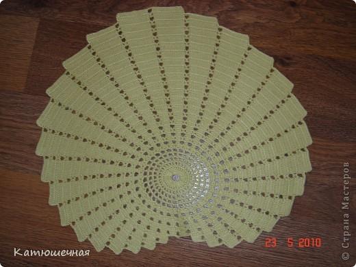 Скатерть (диаметр 1,5 м) фото 3