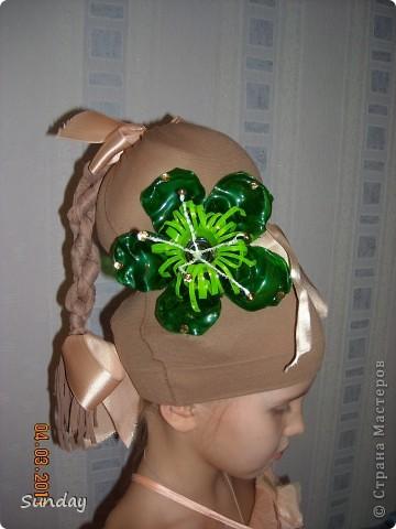 С помощью СМ, родился вот такой вариант  парика. фото 1