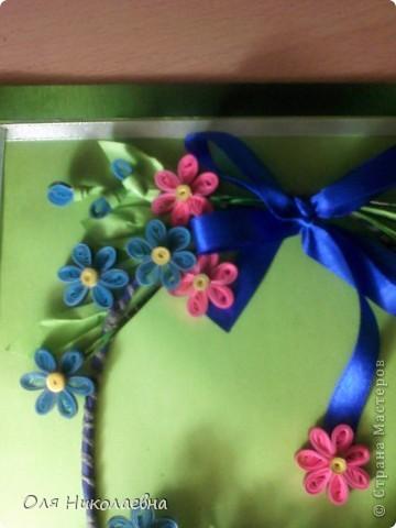 Корзина с цветами. Спасибо огромное Ольге Ольшак за идею!  фото 3