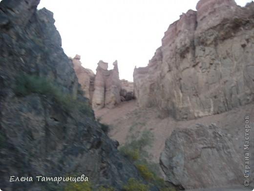 Хочу показать красоты Алматинской области, а именно к. Чарын. Приятного просмотра! фото 10