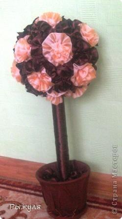 Вот такая красота.  Розы в горьком шоколаде! Спасибо http://stranamasterov.ru/node/144070 фото 3