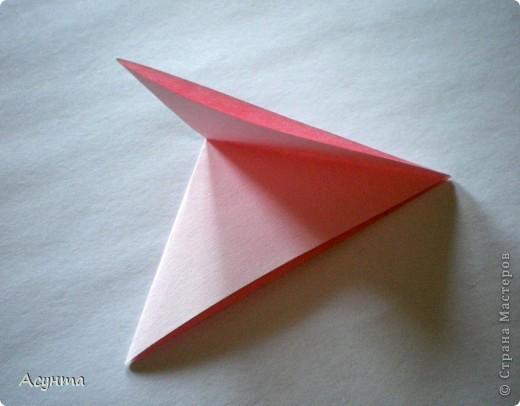Предлагаю вашему вниманию МК бабочки-оригами. Вроде, такой ещё  не было. Это бабочка хороша тем, что очень быстро и просто складывается, под силу даже детям. фото 2