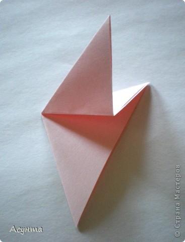 Предлагаю вашему вниманию МК бабочки-оригами. Вроде, такой ещё  не было. Это бабочка хороша тем, что очень быстро и просто складывается, под силу даже детям. фото 3