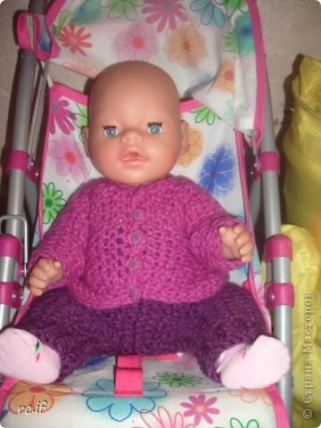 Костюм для куклы фото 1
