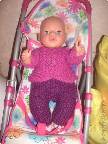 Костюм для куклы фото 2