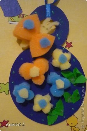 Сделали с Полиной Игольницы бабушкам в подарок. фото 3