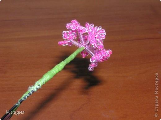 Розовая сирень и по ней же мастер-класс фото 12