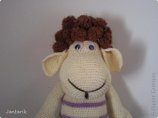 Моя новая кукла - Шошана. Создана благодаря подробному МК от Natalochka_008,за что ей огромное спасибо.  фото 2
