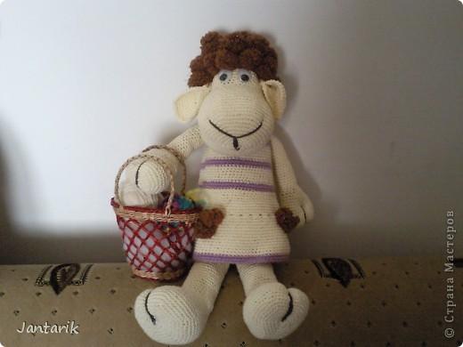 Моя новая кукла - Шошана. Создана благодаря подробному МК от Natalochka_008,за что ей огромное спасибо.  фото 3
