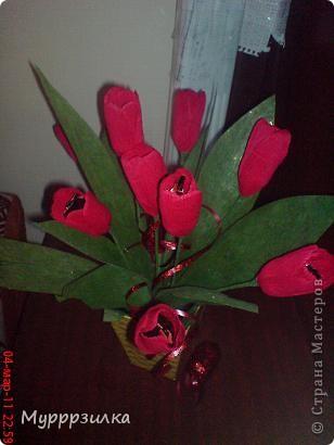 Еще одни тюльпаны фото 2