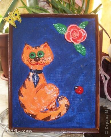 """вот мой""""первенец""""из семейства кошачьих.Рыжик фото 3"""