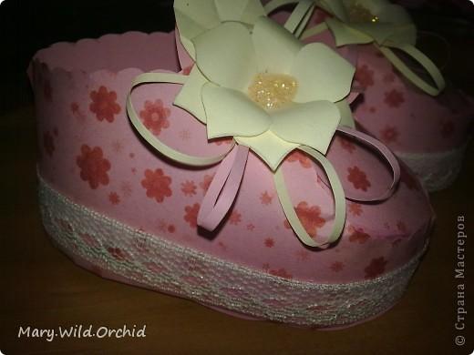 Новорожденной манюньке в подарок фото 2