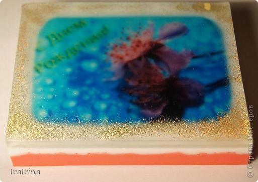 Мыло в подарок подруге. фото 1