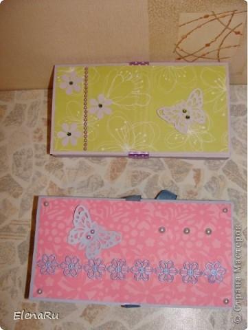Коробочки, коробочки, коробочки... фото 3