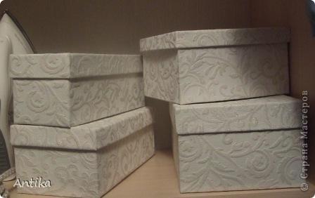 Мои коробочки фото 1