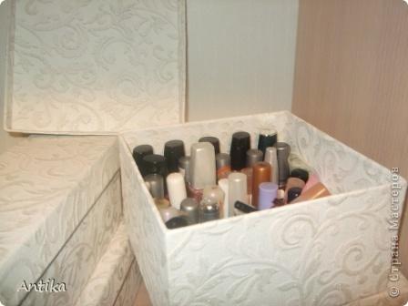 Мои коробочки фото 3