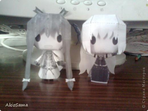 Len & Rin Kagamine фото 2