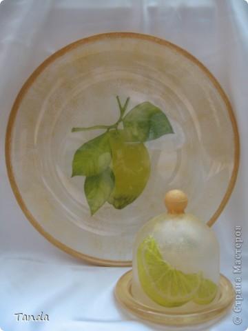 Сделала своей подруге (обожающей лимоны) такой вот подарок на 8 марта. фото 1