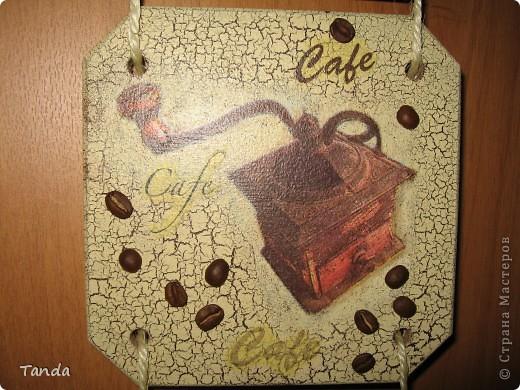 Подарок на 8 марта моей подружке-кофеманке :). Как хорошо, когда у людей есть конкретные пристрастия, им делать подарки намного проще... фото 3