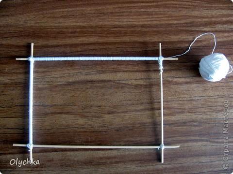 На создание этой рамки меня вдохновила радужная мандала http://stranamasterov.ru/node/17004?c=favorite фото 5