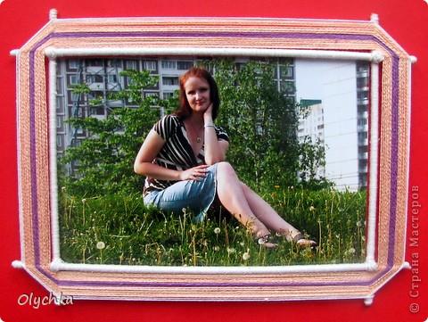 На создание этой рамки меня вдохновила радужная мандала http://stranamasterov.ru/node/17004?c=favorite фото 7
