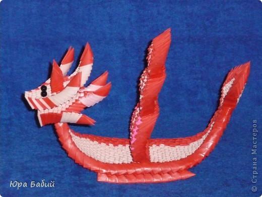 Лодка - Дракон фото 2