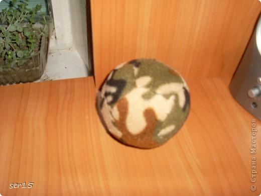 Вот солдатский мяч я с ним! фото 3