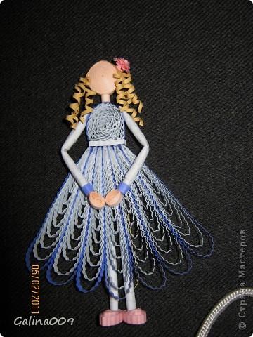 Можно использовать как елочные украшения. А если сзади у куколок сделать крылышки, получатся ангелочки. фото 3