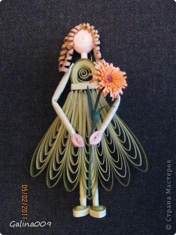 Можно использовать как елочные украшения. А если сзади у куколок сделать крылышки, получатся ангелочки. фото 4