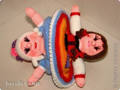 Кукла-перевёртыш  Золушка фото 7