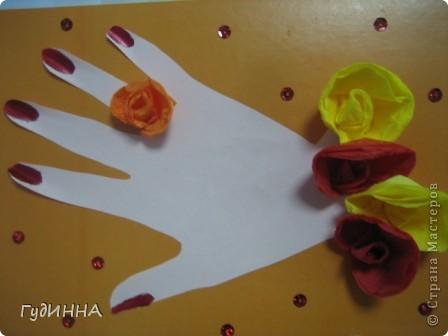захотелось чтоб все увидели золотые руки мамы. фото 3