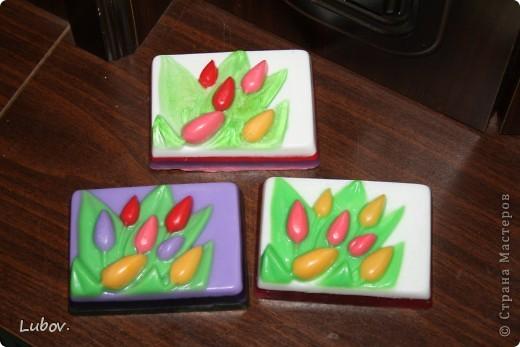 Весенний букет в подарок. фото 1