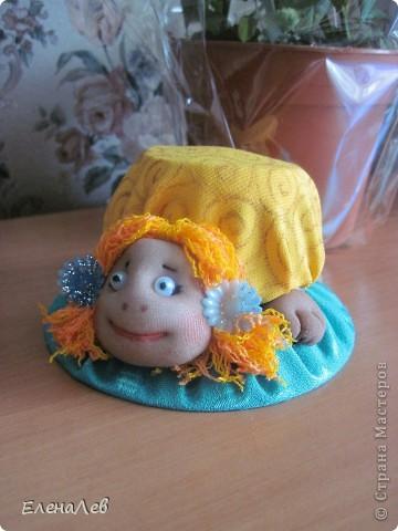Вот такую черепашку мы смастеририли с детками в подарок бабуле